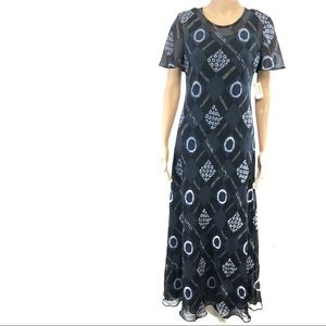 Kay Unger New York Neiman Marcus dress size 8